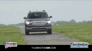 2017 All New GMC Acadia - Walk Around by Jon Ramberg Flemington GM
