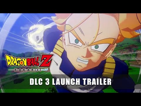 DRAGON BALL Z: Kakarot –DLC 3: Launch Trailer