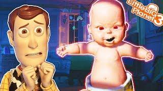 Toy Story *The Big Baby* RUN! | LittleBigPlanet 3