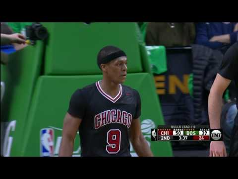 Chicago Bulls at Boston Celtics - April 18, 2017