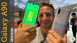 Samsung GALAXY A90 5G Anteprima specifiche
