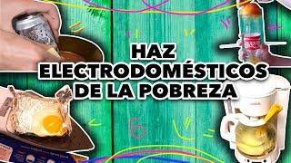 HAZ ELECTRODOMÉSTICOS DE LA POBREZA. MAIRE VS EL INTERNET
