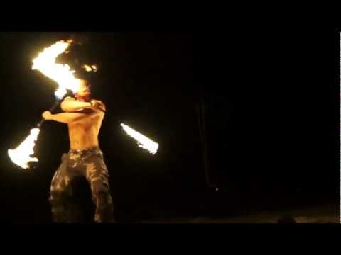 Fire Dance | Pyro Danza | Costa Rica