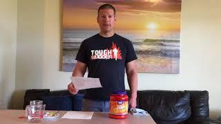 Now Sports Organic Pea Protein Powder Review & Taste Test