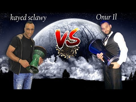 Darbuka Show - Kayed Selawy VS Onur Il - Who is Your Favorite Player?