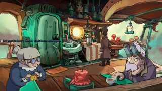 Deponia The Complete Journey Gameplay [PC HD]