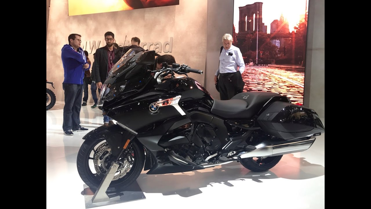 2018 bmw bagger. wonderful bagger 2017 bmw k1600 bagger first view  eicma 2016 intended 2018 bmw bagger