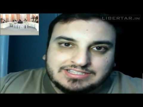 Novo vídeo do Canal Libertar: A agenda de Baphomet