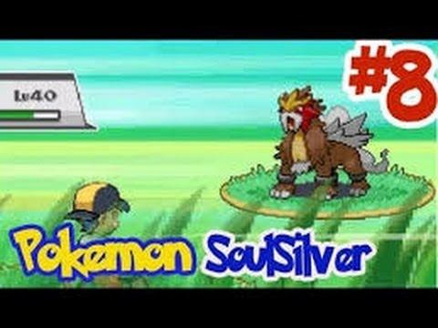 Pokemon:SoulSilver #8 จับ เอ็นเต้  โปเกม่อนในตำนาน