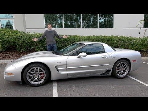 Chevy Corvette C5 Z06 - это безумно выгодная спортивная машина