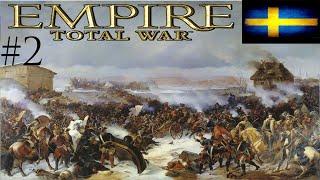 EMPIRE: Total War - kampanya: İsveç [Türkce] - B2 Rusya'ya karşı büyük bir savaş