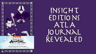 Avatar News Update - ATLA Journal cover revealed
