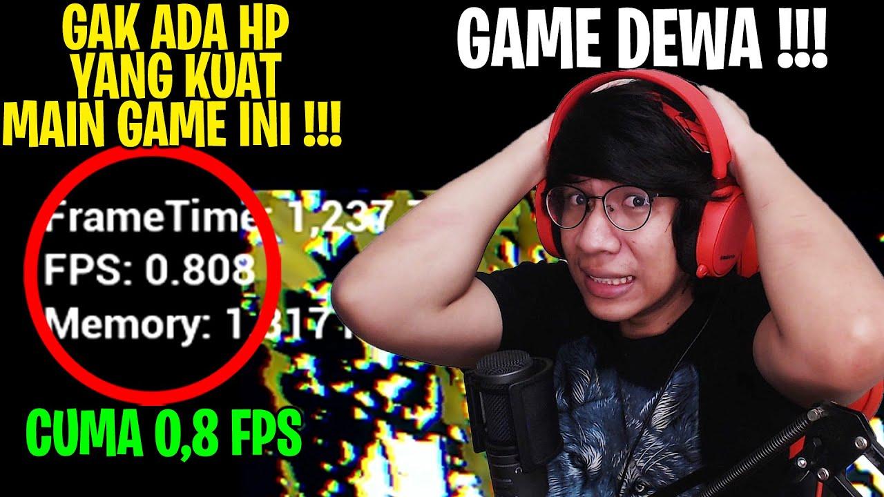 GAME DEWA ! Gak Ada HP Yang Kuat Main Game ini !!! Berani Coba ??