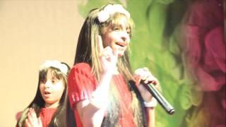 قناة اطفال ومواهب الفضائية حفل مهرجان سلام بالمدينة المنورة الجزء الاول