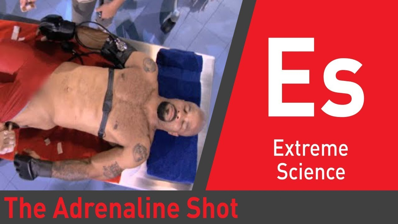 The Adrenaline Shot: Sport Science