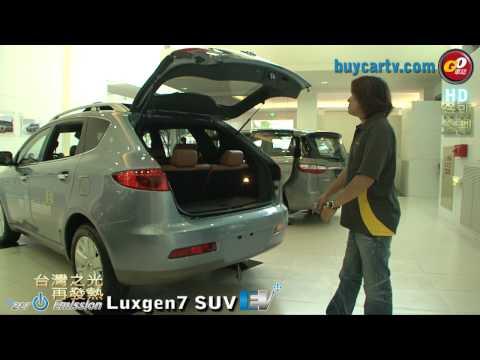 台灣之光再發熱 Luxgen7 SUV EV+