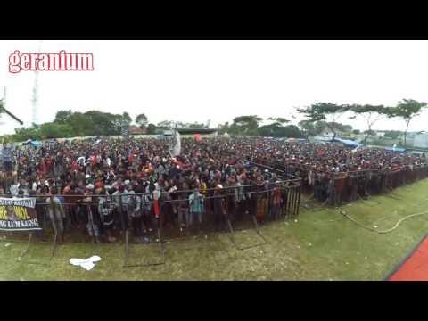Edan reggae - Geranium live at opening souljah