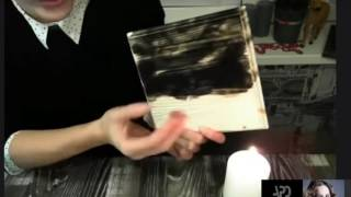 Обжиг на свече, Юлия Герман