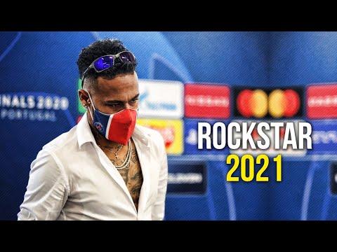 Neymar Jr ► DaBaby - Rockstar feat. Roddy Ricch ● 2020/21 | HD