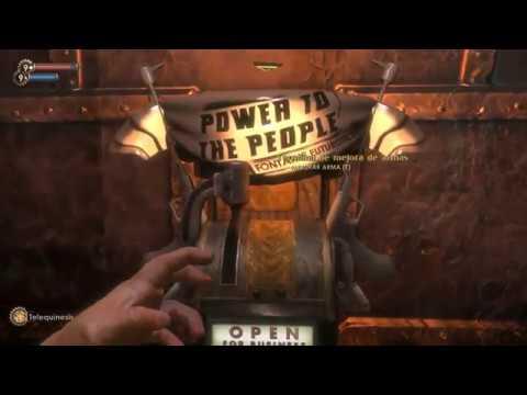 Bioshock Comentado en Español 09 - Hephaestus.  El Hombre Elige; el Esclavo Obedece