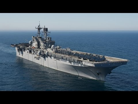 USS Donald Cook (DDG-75) Documental en Español
