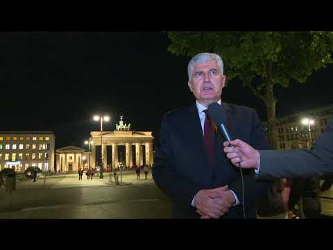 Dragan Čović nakon sastanka s kancelarkom Merkel