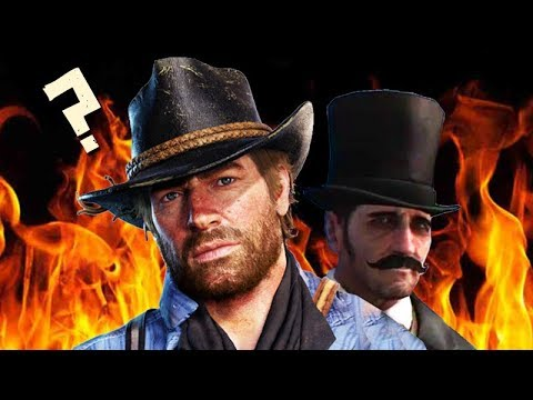 Pistas sobre el Final Oculto de Red Dead Redemption 2 thumbnail