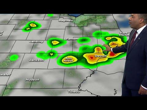 Metro Detroit weather brief, 8/16/2019, 5 p.m. update