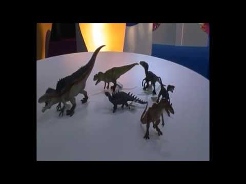 New Papo Dinosaurs