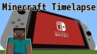 Minecraft Timelapse|Nintendo Switch