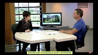 entrevue Cogeco laurentides Montreal Jean-Francois Allard du cabinet   Hypnose et Vous