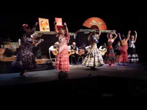 video:Sevillianas René Heredia Flamenco Fantasy Dance Theatre