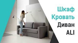 видео Шкаф-кровать