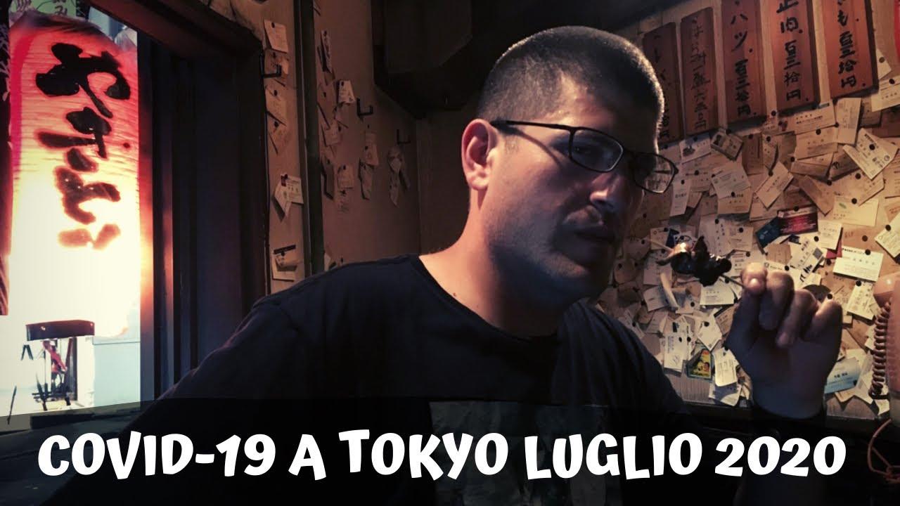 GIAPPONE | TOKYO CONTAGI | VIAGGIARE ?