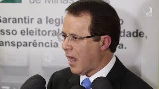 Vídeo produzido para o site do TRE Minas sobre a solenidade de posse dos novos dirigentes do TRE Siga-nos no Instagram: @tre_minas Siga-nos no Twitter: ...