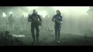 Mass Effect  - Commander Shepard Tribute