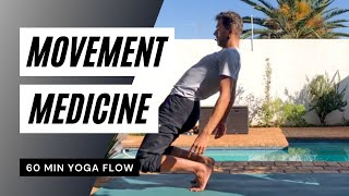Movement Medicine (60 min) | with Steven from Yoga Works