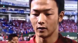 ドラフト2位で入団した薮田がプロ初登板の試合で5回を2失点に抑え、プロ初勝利を飾った。 試合終了後のヒーローインタビューの様子。 ツイッターもやっていますので良かっ ...