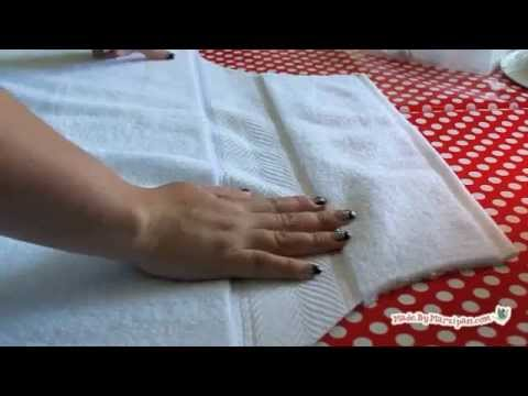 How To Sew A Bathtime Apron Youtube