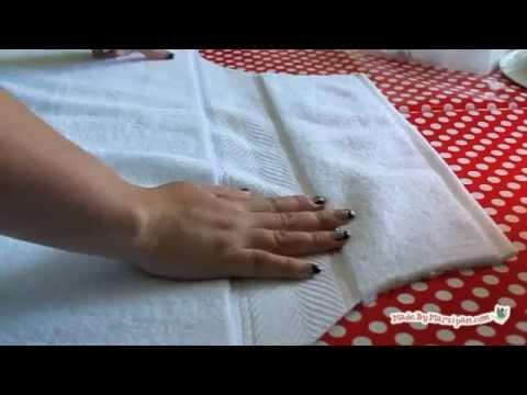 How to Sew a Bathtime Apron  YouTube