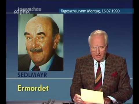 Walter Sedlmayr ermordet
