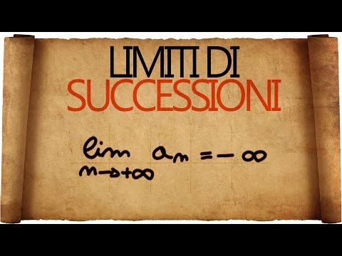 Limiti Di Successioni