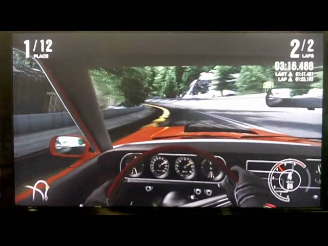 Forza 4 Fanatec Race Off