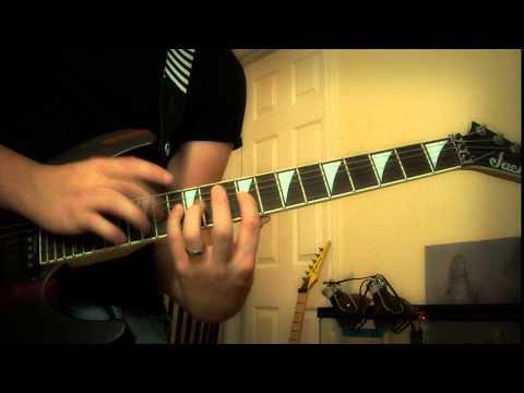 Muse - Invincible (Guitar Solo Cover)