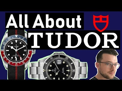 ⌚ Tudor Watches- All You Need to Know