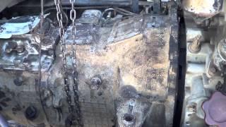 Установка КПП КамАЗ(Установка КПП КамАЗ :Для установки коробки передач: перед стыковкой коробки передач с двигателем в полость..., 2015-02-05T11:27:54.000Z)