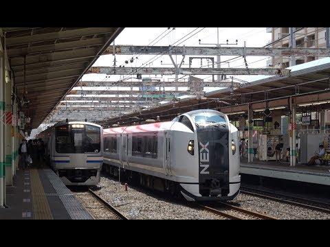 JR総武線 幕張駅 2番線発 中野行き 209系500番台 | Doovi