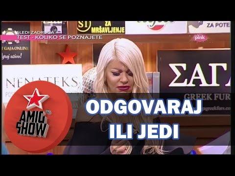 Ami G Show S10 - E07 - Odgovaraj ili jedi
