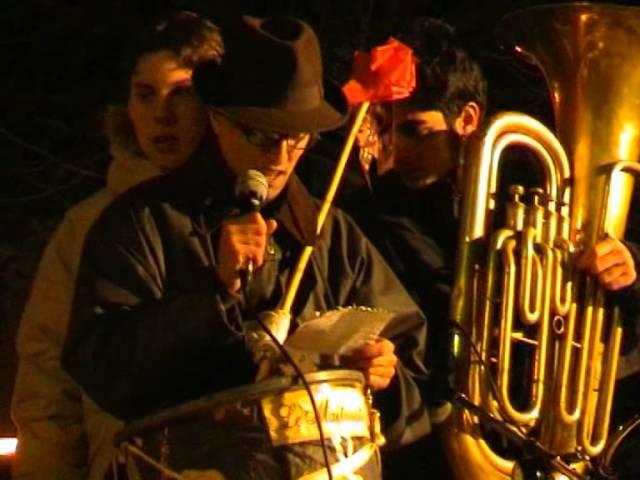 Gambatesa maitunat 1-1-2005: canzone di Marco Frosali