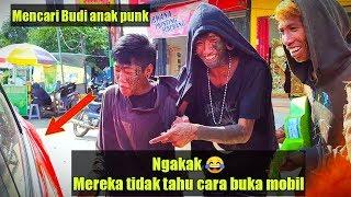 Budi Anak Punk di Cari Orang Tuanya !!
